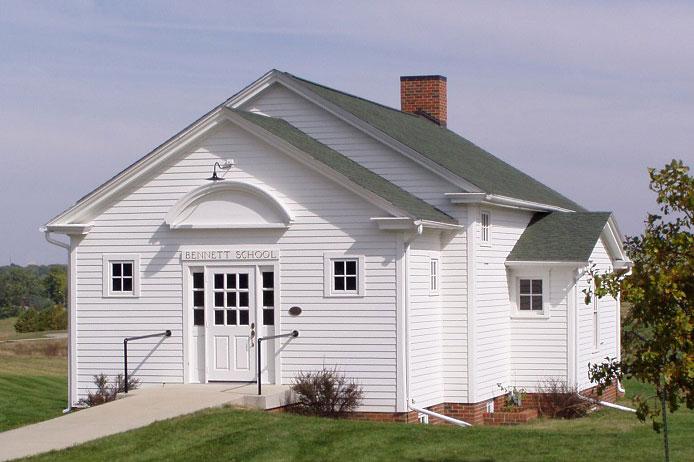 THE BENNETT SCHOOL MUSEUM
